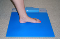 Digital Foot Scanning
